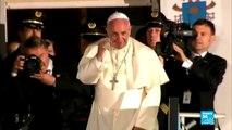 """Pape François : """"le célibat des prêtres est un don pour l'Église, mais pas un dogme"""""""