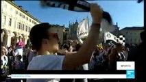 Football : la Juventus est sacrée championne d'Italie