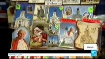 "En Pologne, la ville natale de Jean Paul II en pleine ""Papamania"" - #Focus"