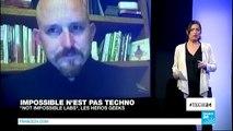 """""""Not Impossible Labs"""" : impossible n'est pas tech! - #Tech24"""