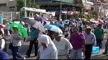 La société civile se révolte - Billet retour à Acapulco