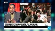 Tunisie : le pays va-t-il réussir sa transition démocratique ?  (Partie 1) - #DébatF24