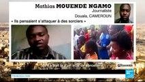 Chasse aux sorcières au Cameroon et arrestations de migrants africains en Israël - @Observateurs