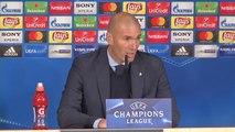 """Huitièmes - Zidane : """"Ronaldo toujours présent dans les grands rendez-vous"""""""