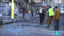 Iraq: Deadly twin suicide blasts rock busy Baghdad square