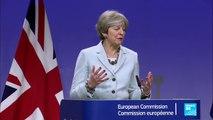 Brexit: Theresa May agrees on breakthrough Irish border with EU