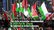 Israeli Prime Ministers' Struggles With Corruption: A Timeline