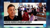 "North Korea missile launch: ""South Korean officials say it was the longest test ever"""