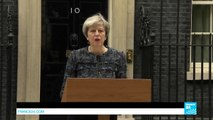 UK - PM Theresa May says Brexit warnings 'deliberately timed to affect' UK elections