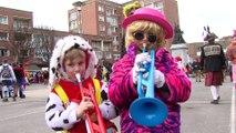 Actus : On se déplace de loin pour le Carnaval de Dunkerque - 15 Février 2018