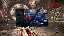 Elite Dangerous - Demo version Advanced Combat test - video