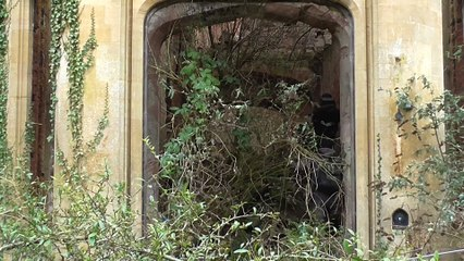 URBEX UK: Nocton Hall  in Lincoln & Abandoned Lincolnshire RAF Hospital