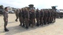 Azez'in Güvenliğini 4 Bin Polis Sağlıyor