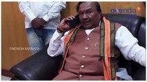 ಪತ್ರಿಕಾಗೋಷ್ಠಿಯಲ್ಲಿ ಕಣ್ಣೀರಿಟ್ಟ ಕೆ ಎಸ್ ಈಶ್ವರಪ್ಪ | ಇದು ಶಿವಮೊಗ್ಗ ರಾಜಕೀಯ  | Oneindia Kannada