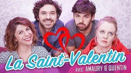 La Saint-Valentin ! (feat. AMAURY et QUENTIN) - Parlons peu Mais parlons !