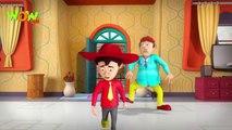 Duplicate Chacha - Chacha Bhatija - Wowkidz - 3D Animation Cartoon for Kids - As seen on Hungama TV