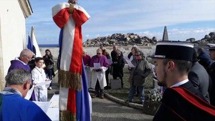 Vidéo : Cérémonie du naufrage de la Sémillante sur les îles Lavezzi