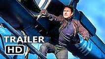 """MISSION IMPOSSIBLE 6 """"Tom Cruise Crazy Stunt"""" Trailer"""
