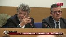 Jean-Louis Borloo et l'UDI porte-voix des territoires au Sénat