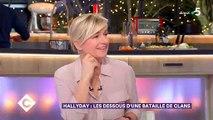 """Héritage de Johnny Hallyday : Sylvie Vartan """"solidaire de l'action"""" de Laura Smet et David Hallyday"""