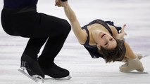 Olympic Figure Skater Drops Phone In Toilet Before Skating