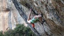 "Adam Ondra réalise ""Eagle 4"" 9B first ascent"