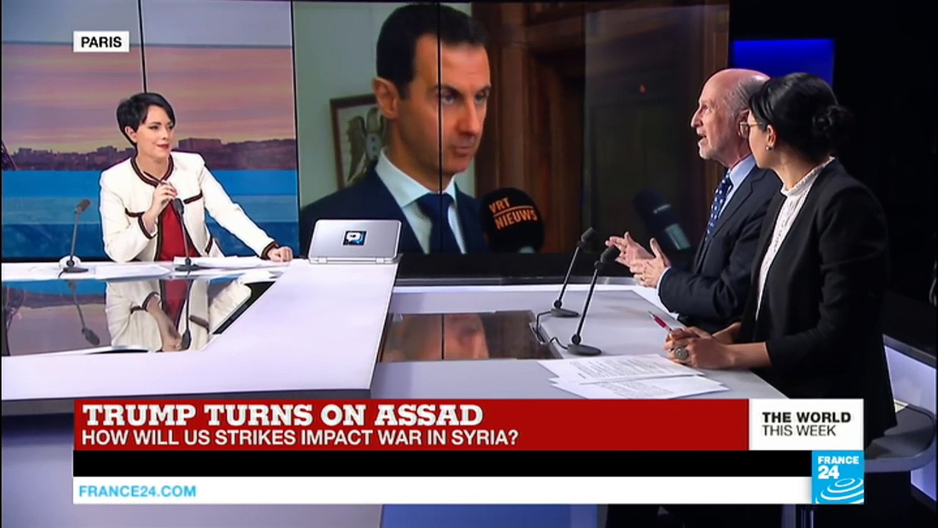 Trump turns on Assad: How will US strikes impact war in Syria? (part 2)