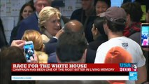 US Presidential elections: Donald Trump and Hillary Clinton have voted in New York