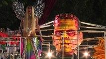 l Carnevale di Rio contro la corruzione e i mali del Brasile