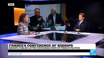 "French Bishops talk politics: ""bishops have a sad diagnosis on our society"""