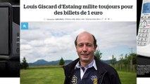 Le surprenant cadeau du fils de Valéry Giscard d'Estaing à Emmanuel Macron