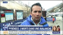 Trois skieurs tués par une avalanche dans les Hautes-Pyrénées