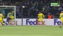Fernandes (Penalty) Goal HD - FC Astana1-1Sporting 15.02.2018