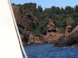 Les calanques en bateau (9)