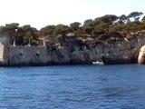 Les calanques en bateau (15)