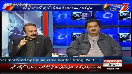 Kal Tak with Javed Chaudhry – 15th February 2018