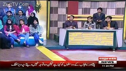 Khabardar with Aftab Iqbal – 15th February 2018