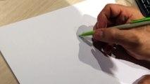 """Comment j'ai dessiné """"Extases"""", la leçon de dessin de Jean-Louis Tripp"""