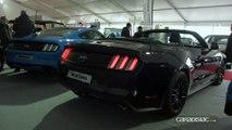 Ford au Salon de l'automobile de Monaco 2018