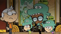 The Loud House S01E50 One Flu Over the Loud House - video