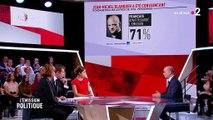 """""""J'en suis presque ému"""" : quand le ministre de l'Education nationale, Jean-Michel Blanquer, découvre sa popularité"""