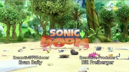 Sonic Boom [odcinek 83] Daj im fury, a będą się ścigać