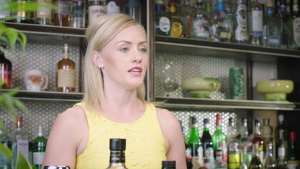 Bee's Knees Cocktail - The Proper Pour with Charlotte Voisey