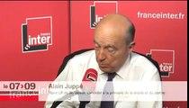"""Alain Juppé: """"Les Britanniques ont choisi de divorcer ne peuvent pas rester dans la maison commune"""""""