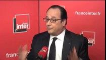 """François Hollande : """"L'éthique sportive est une éthique citoyenne"""""""