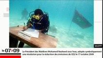 """""""COP21 : les atolls du Pacifique sauvés par les négociations climat ?"""" (Planète Environnement)"""