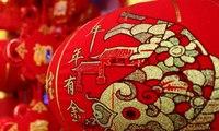 Perayaan Imlek Berlangsung Meriah di Kelenteng Kwan Ti Miau