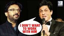 Why Shah Rukh Khan TURNED DOWN Sanjay Leela Bhansali's Films?