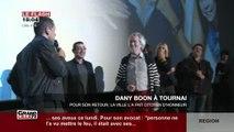 Dany Boon citoyen d'honneur de Tournai