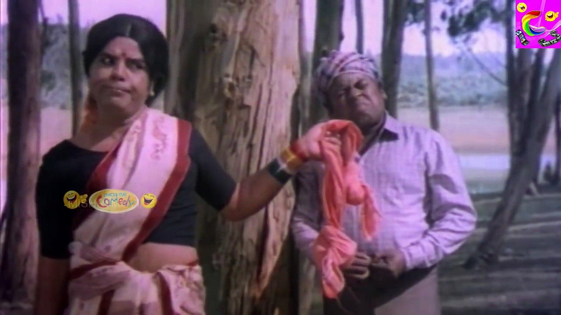 Senthil S. S. Chandran Very Very Rare Comedy  Tamil Comedy Scenes Senthil Kovai Sarala Funny Comedy